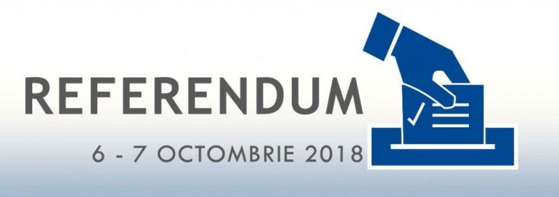 Misiuni pentru siguranța desfășurării Referendumului din 6 și 7 octombrie 2018