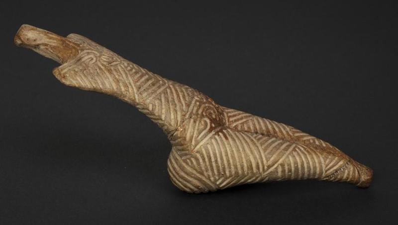 Misterele Botoșaniului: O statuetă unică în lume, realizată acum 6.500 de ani, continuă să sfideze teoriile specialiștilor și istoria lumii