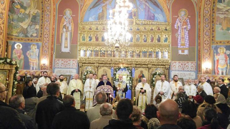 Mitropolia Moldovei anunță vacantă parohia din Schit Orășeni