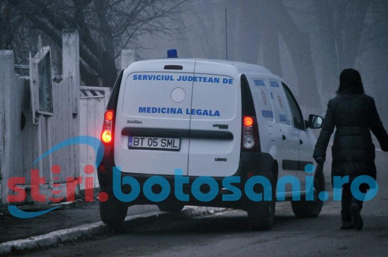 Moarte cumplită la Săveni: un bătrân a fost găsit înecat în apropierea pârâului Başeu