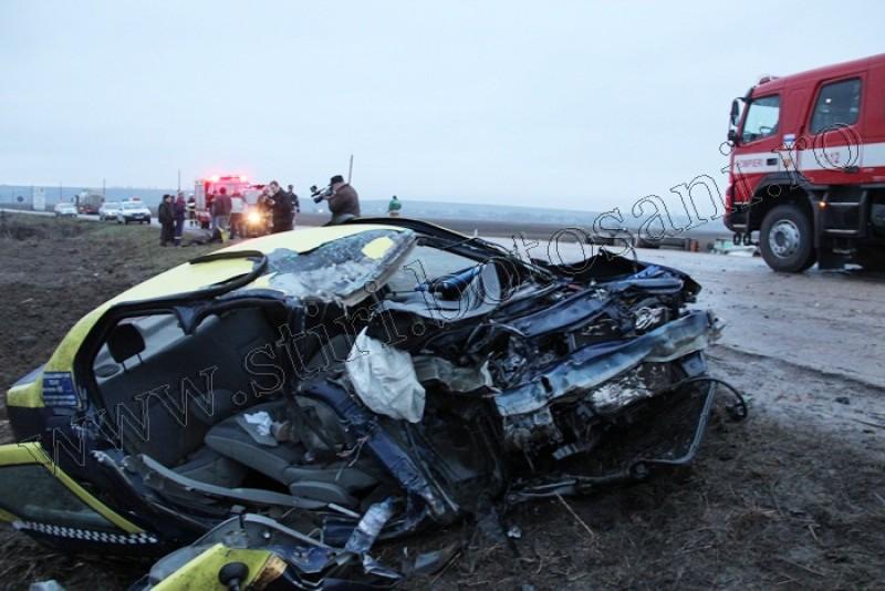 Moartea a doi bărbaţi într-un accident rutier, pedepsită de instanţă!