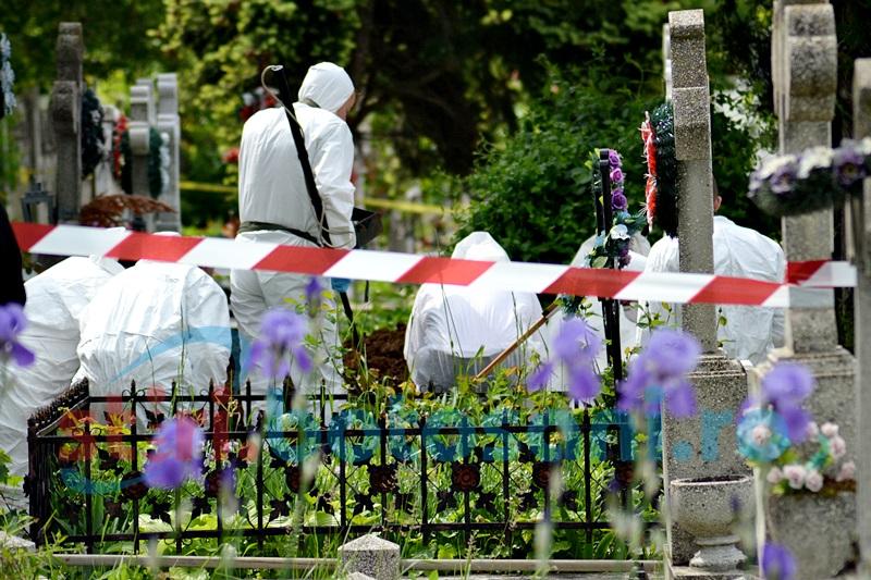 Moartea lui Mugur Călinescu, similară cu alte decese suspecte. Osemintele luptătorului anticomunist au ajuns la IML Iaşi FOTO