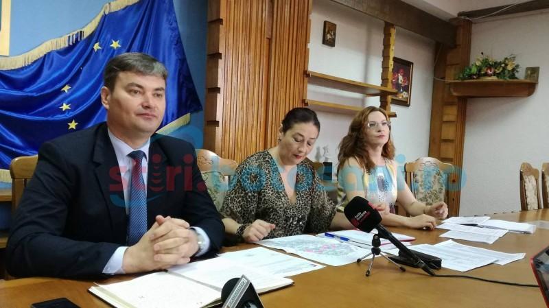 Mobilizare în județul Botoșani pentru vaccinarea antirujeolică