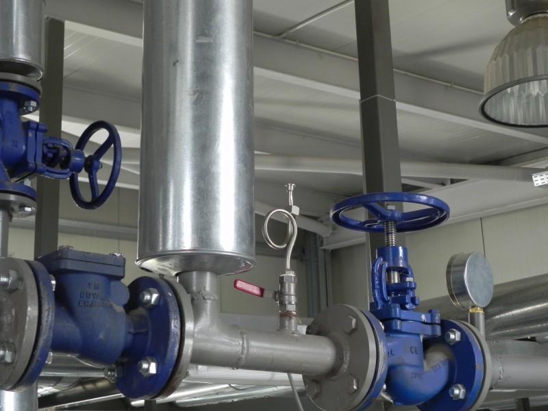 Modern Calor începe procedurile de umplere a instalaţiilor de încălzire!