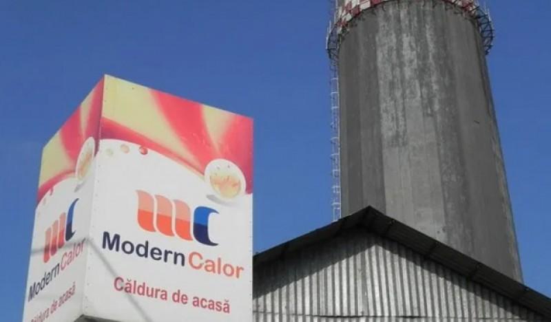 Modern Calor S.A oprește furnizarea agentului termic din apartamente