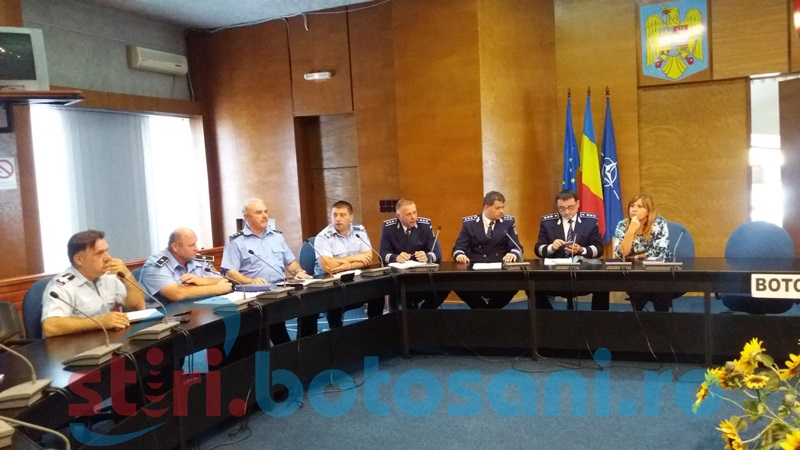 Modificare în componența Autorității Teritoriale de Ordine Publică Botoșani