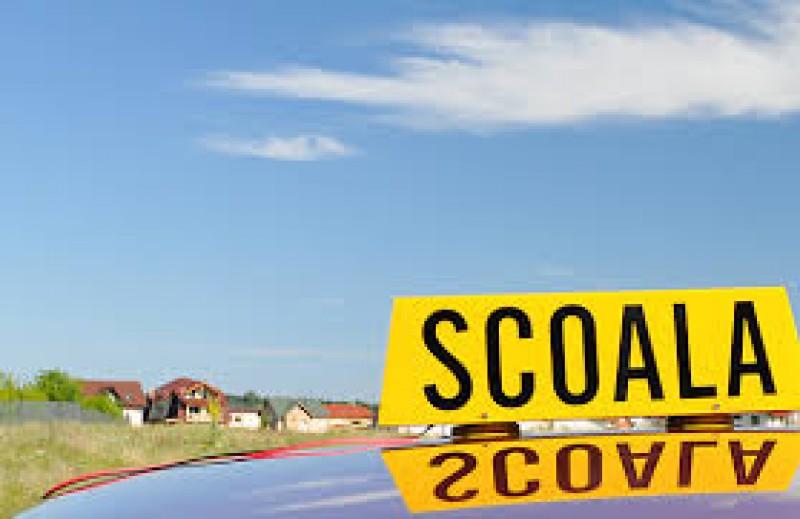 Modificari la examenul pentru permisul de conducere. Doar scolile de soferi cu promovabilitate de minim 50 la suta vor fi re-autorizate!