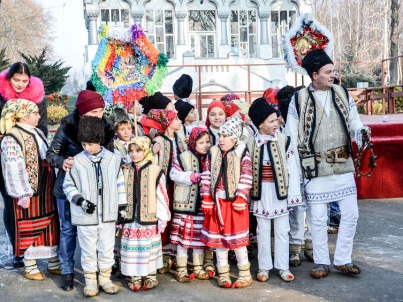 Moldova colindelor