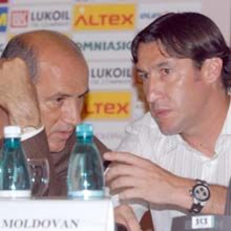 Moldovan a parasit pe Rapid