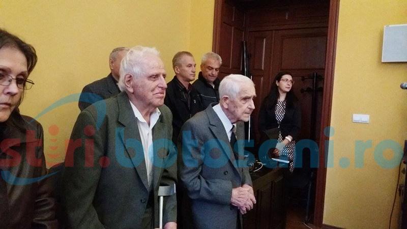 Momente emoționante la Primăria Botoșani: Titlul de Cetățean de Onoare înmânat după o viață de chin-FOTO, VIDEO