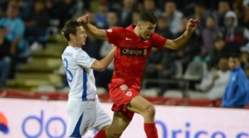 Moral bun pentru Dinamo inaintea meciului cu FC Botosani! Victorie impotriva celor de la Pandurii!