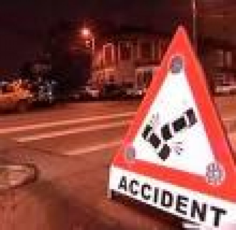 Motociclist accidentat de un sofer neatent