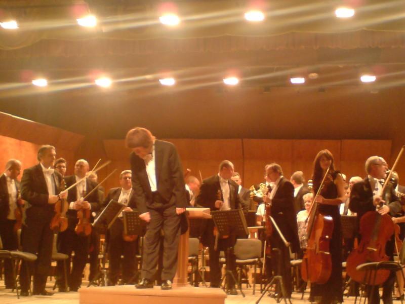 Mozart si Ceaikovski, vineri seara, la Filarmonica Botosani