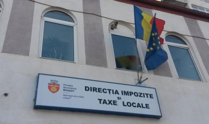 Municipalitatea de la Botoșani a încasat 90% din taxe în primele nouă luni!