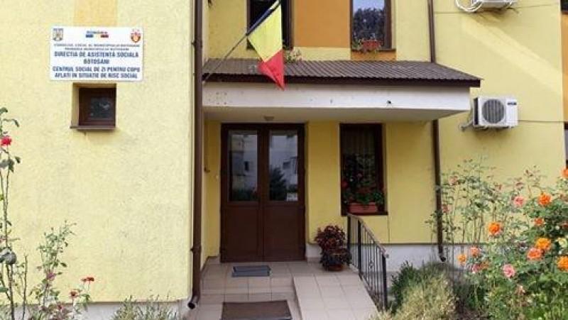 Municipalitatea botoșăneană asigură protecția persoanelor fără adăpost din municipiu