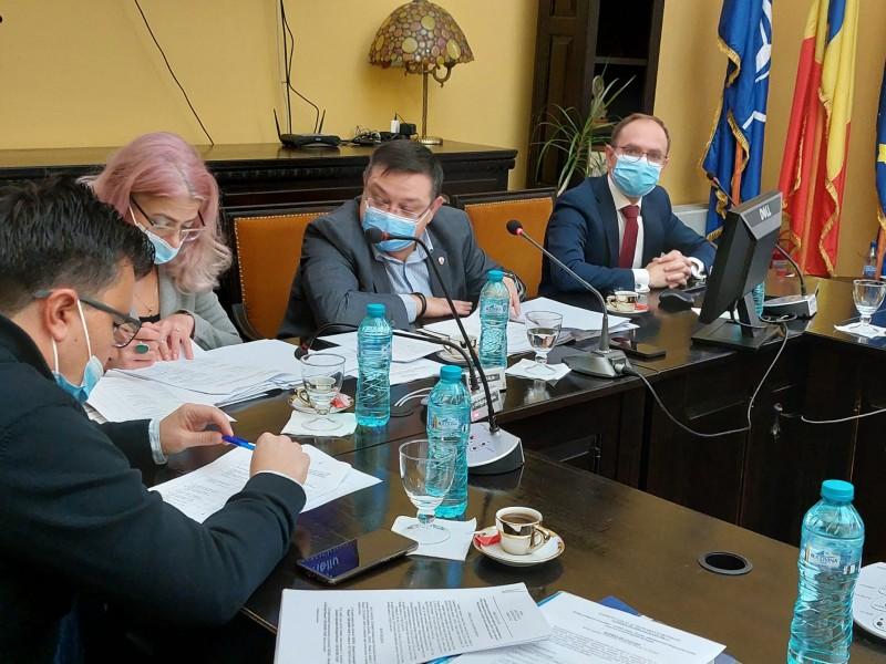 """Municipalitatea solicită finanțare pentru 24 de străzi prin Programul """"Anghel Saligny"""""""