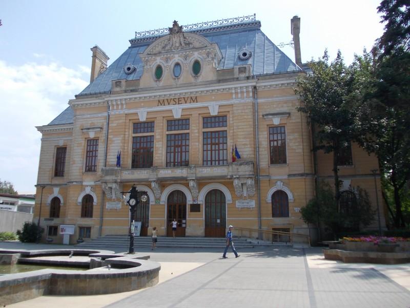 Muzeul Județean angajează paznic calificat