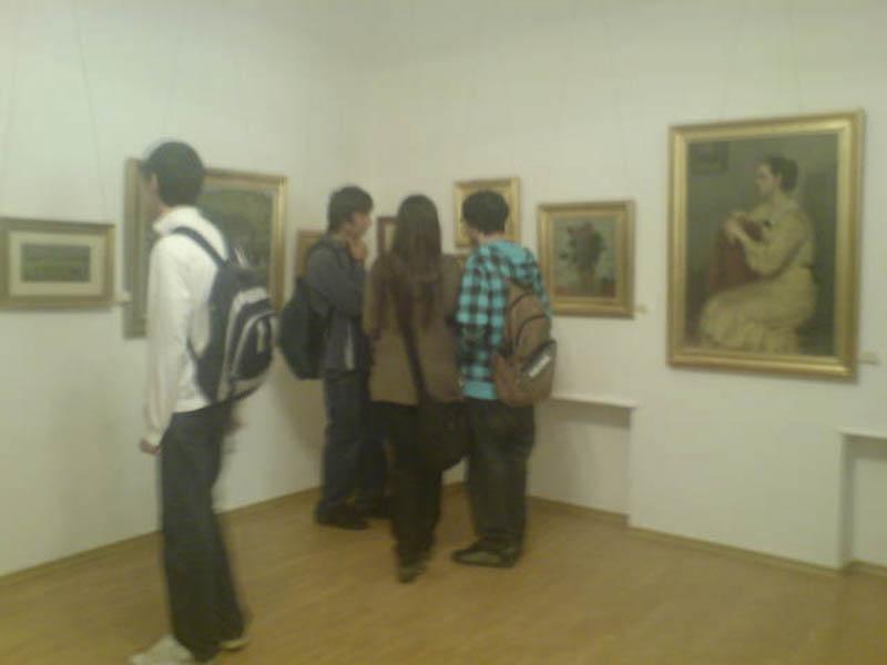 Muzeul Judetean are din nou o sectie de arta!