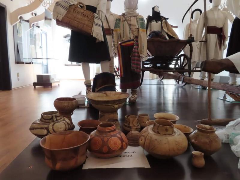 Muzeul Țăranului din Flămânzi va găzdui o nouă expoziție