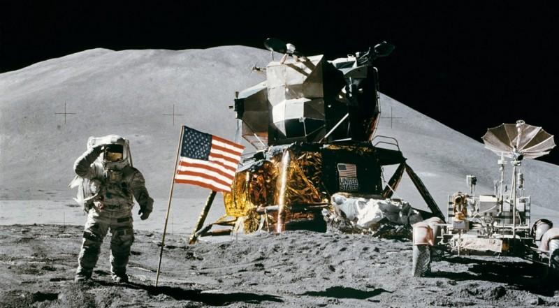 NASA sărbătorește 50 de ani de la lansarea Apollo 11, misiunea care i-a dus pe oameni pe Lună
