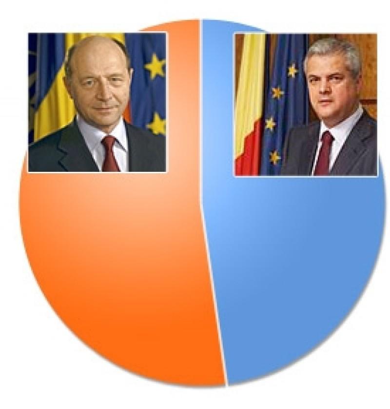Nastase isi da demisia doar daca i-o ia Basescu inainte