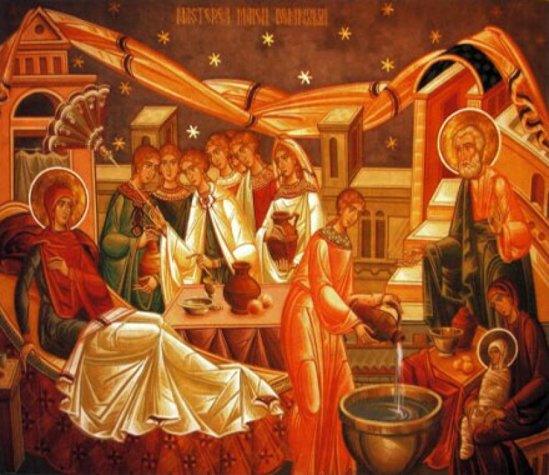 Nasterea Maicii Domnului, prima mare sarbatoare din anul bisericesc!