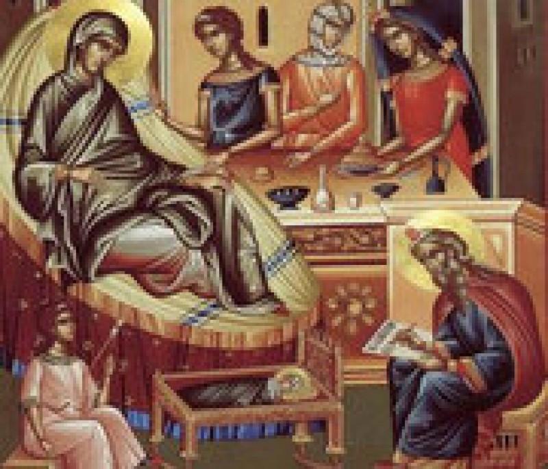 Nasterea Sfantului Ioan Botezatorul si Sfanta Treime
