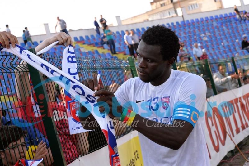 Naţionala Camerunului a refuzat să plece la Cupa Africii pe naţiuni. Un fost jucător al FC Botoşani este printre grevişti!