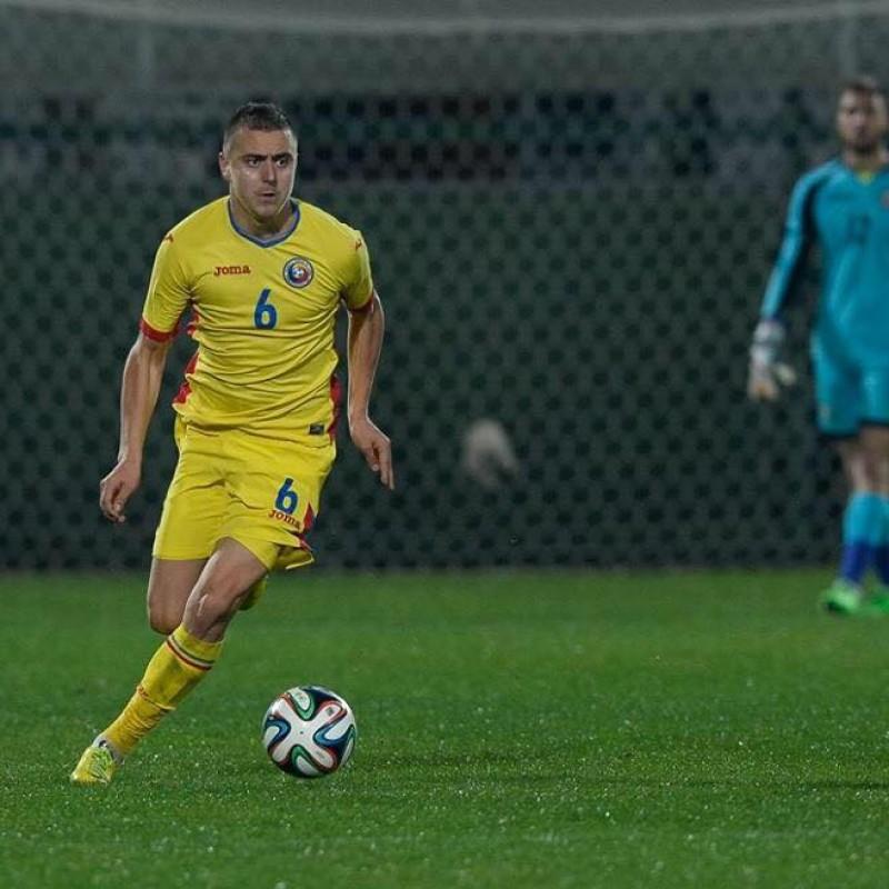 Naționala U21 a României, victorie cu 2-1 împotriva Țării Galilor! Miron a jucat tot meciul! VIDEO