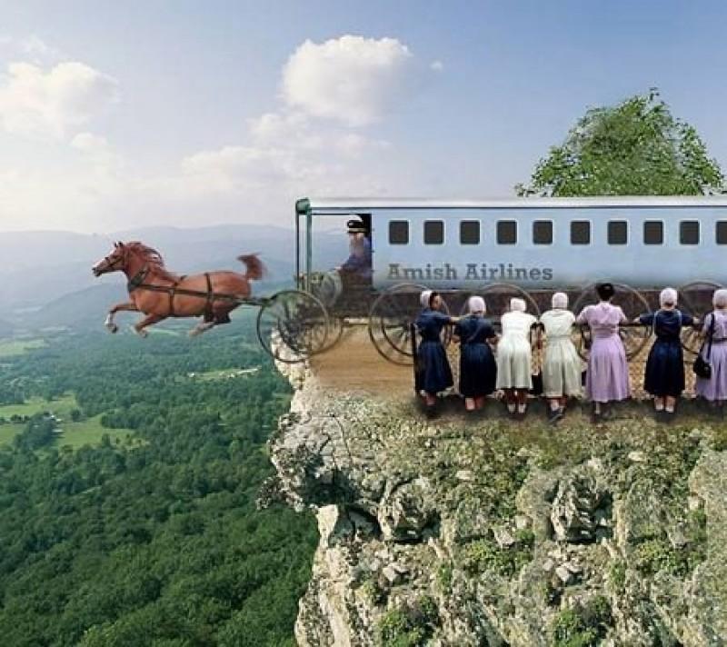 Ne târâm ca nişte căruţe, când de fapt am putea zbura!