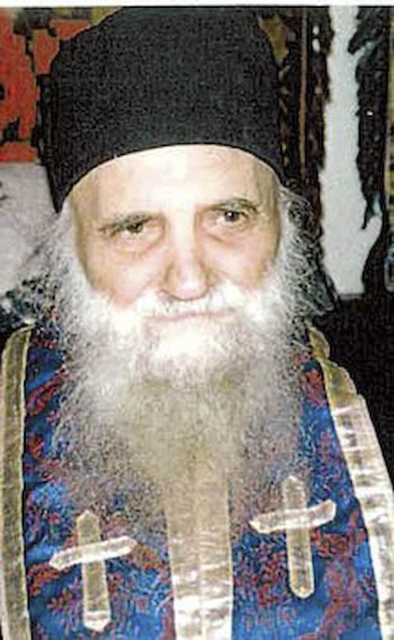 Ne vorbeşte Părintele Ilarion Argatu - VIDEO