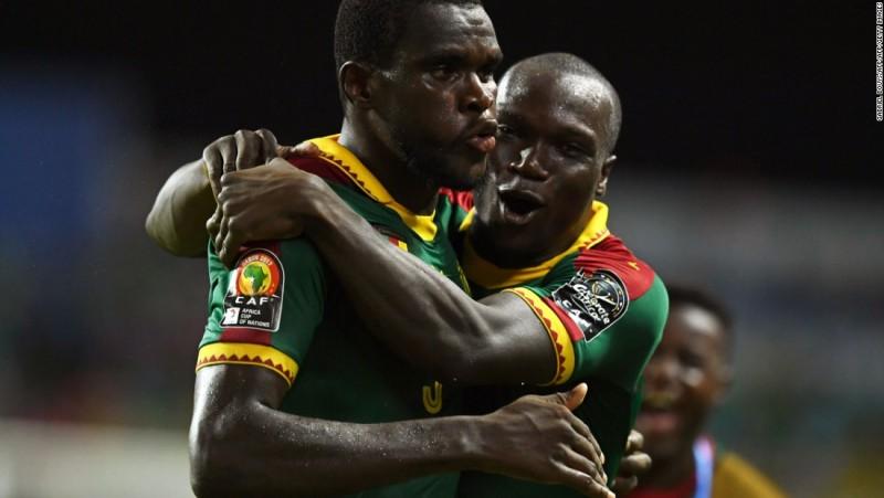 NGADEU o duce pe Camerun in finala Cupei Africii pe Natiuni! GOL superb reusit cu Ghana! VIDEO