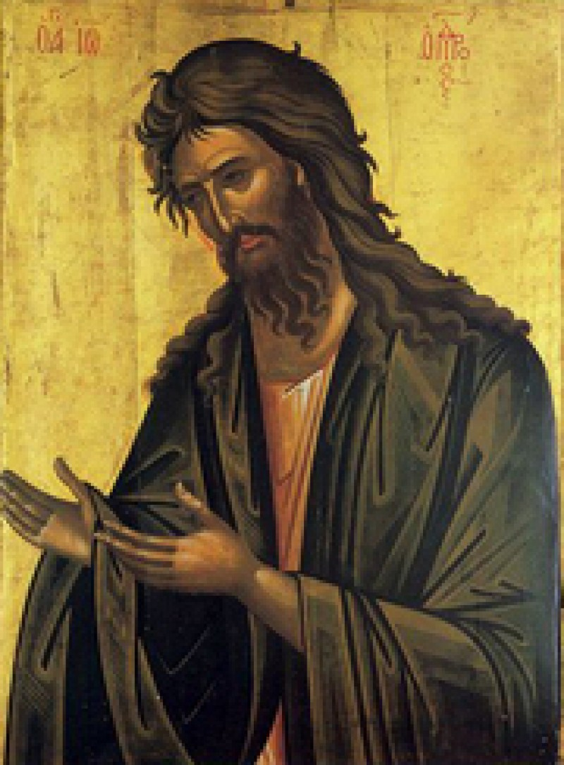 Nicolae Steinhardt: Pilda vietii Sfantului Ioan Botezatorul