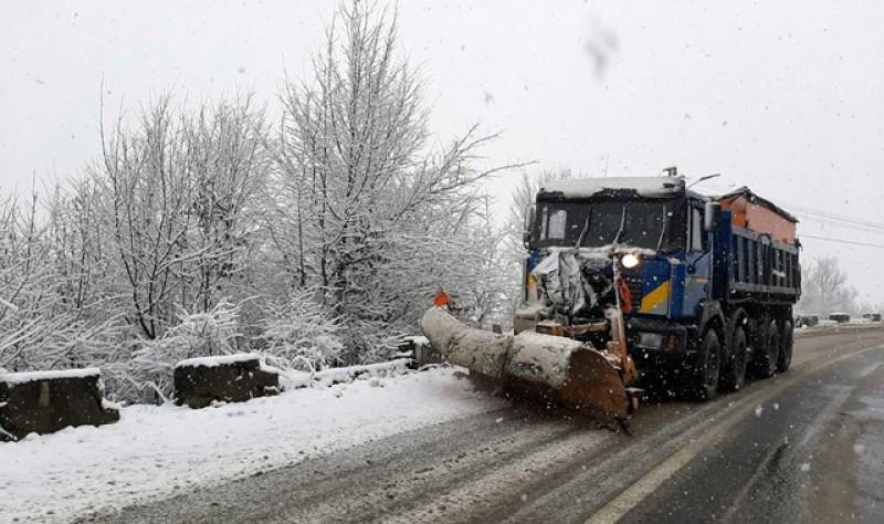 Ninge în toată Moldova. DRDP Iași a început deja să intervină