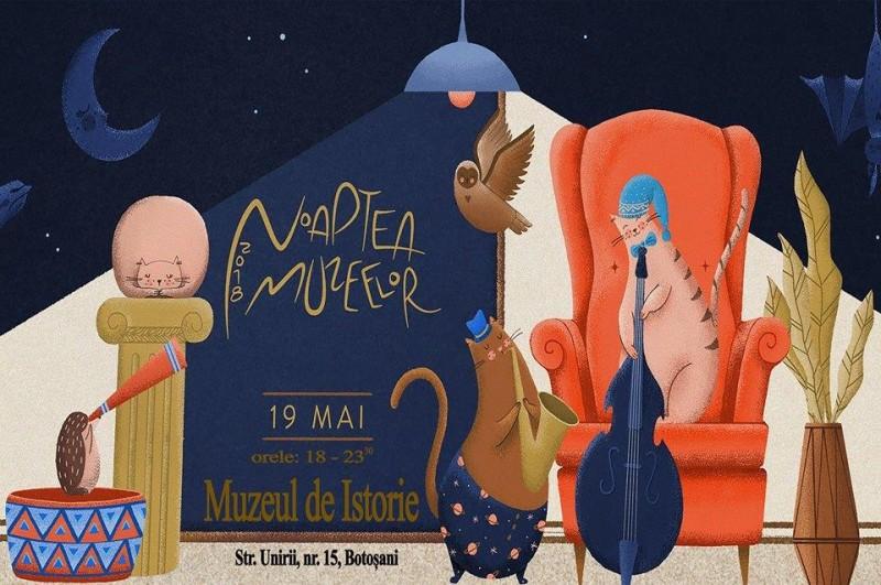 Noaptea Muzeelor la Botoșani și Dorohoi!