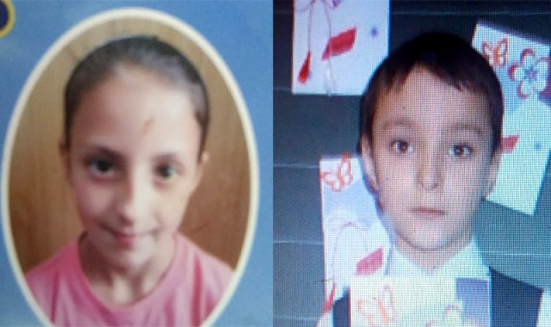 Noaptea trecută. Amplă operațiune de căutare a doi minori dispăruți de la domiciliu la Dersca