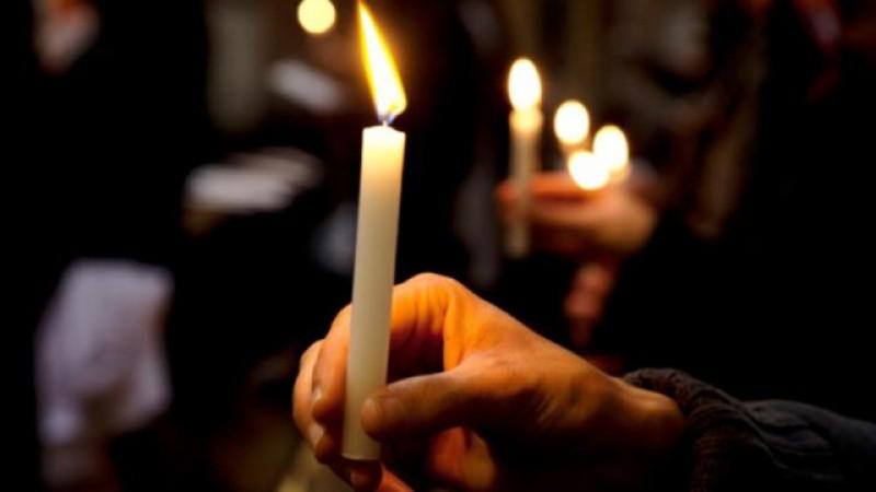 Noaptea trecută, jandarmii au dus Lumina Sfântă a Învierii la persoanele cazate în centrele de carantină