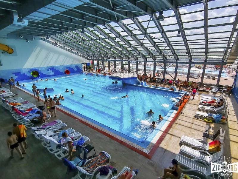 Noi facilități puse la dispoziția clienților care aleg să-și petreacă timpul libert la Cornișa Aquapark & Sports Botoșani