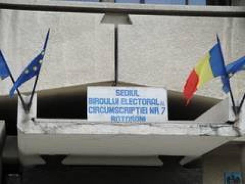 Noi liste cu candidați depuse la Botoșani pentru alegerile parlamentare!