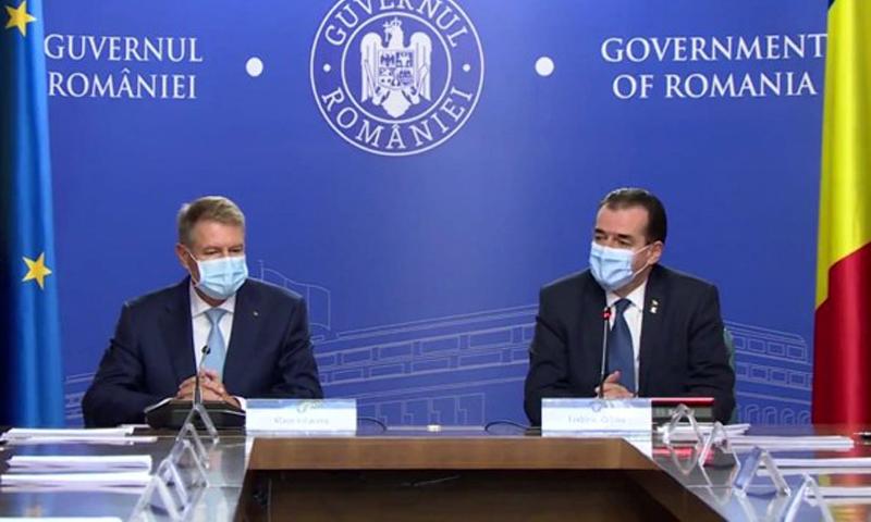 Noi măsuri anunțate de Klaus Iohannis. România se pregătește de carantină parțială