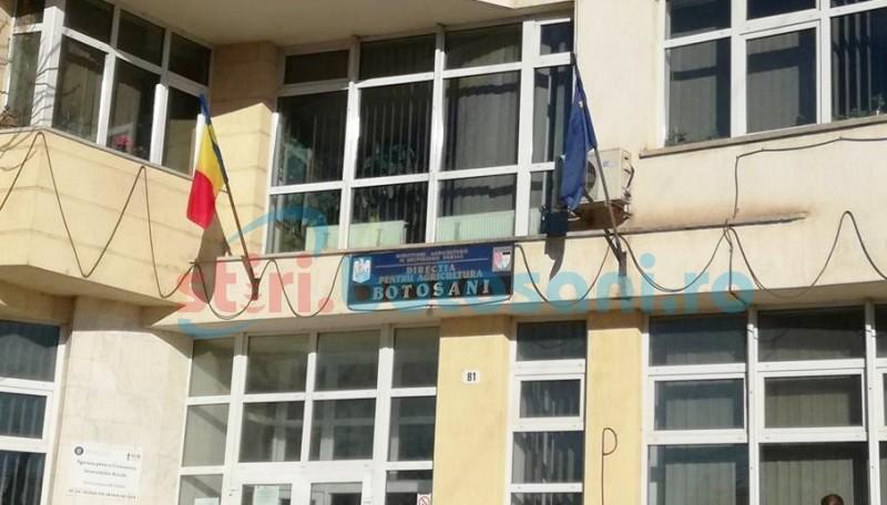 Noi posturi de șefi înființate la o instituție din Botoșani