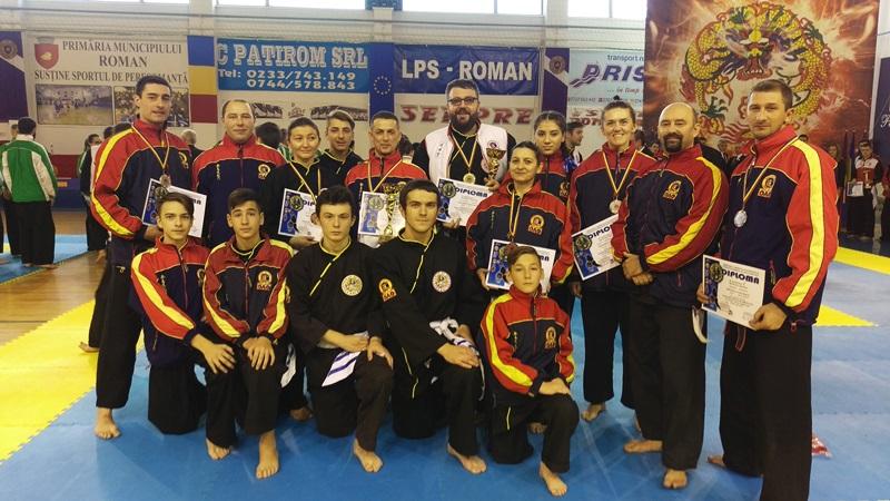 Noi premii obţinute de sportivii de la Clubul Dao Botoşani-FOTO