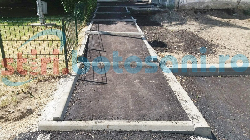 Noi șantiere deschise pe străzile din municipiu: Se toarnă asfalt și se înlocuiesc bordurile