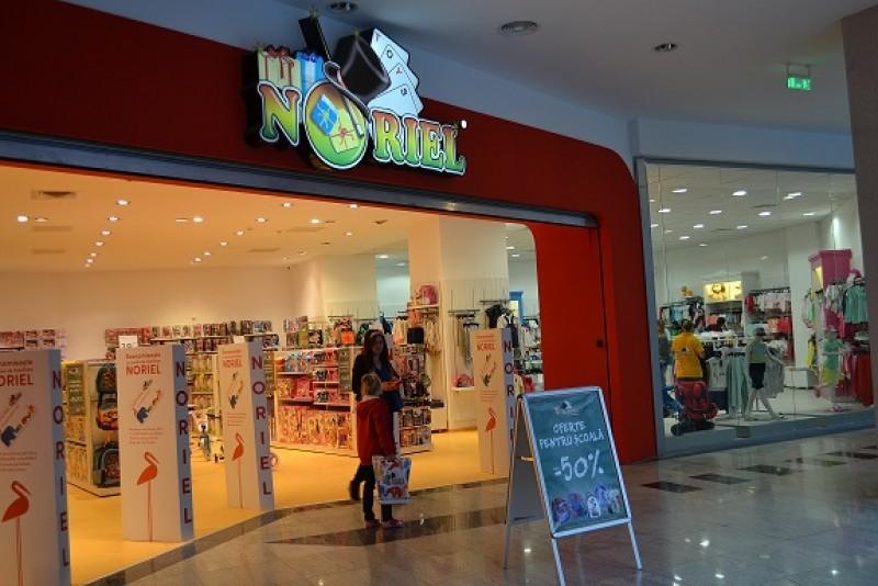 Noriel a deschis primul Mega-store din Botoșani, la Uvertura Mall