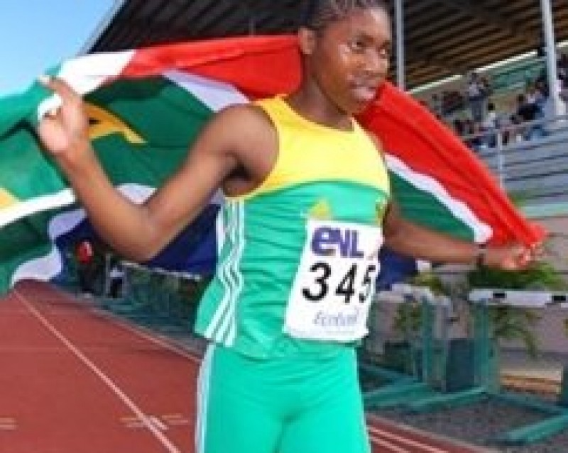 Noua campioană mondială la 800 de metri plat, suspectă că ar fi bărbat