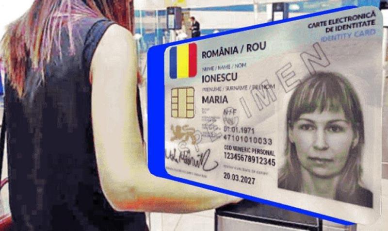 Noua Carte de identitate electronică cu CIP, disponibilă din luna august