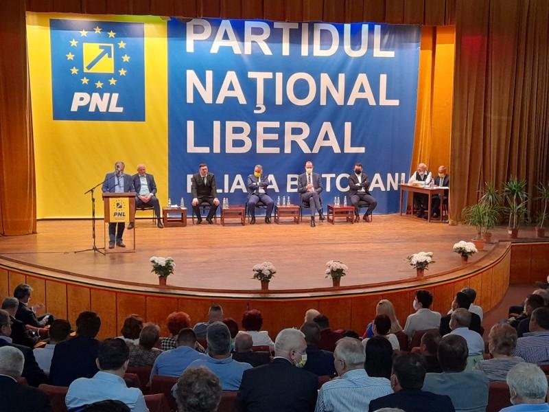 Noul Birou Județean al PNL, alcătuit din apropiați ai lui Costel Șoptică
