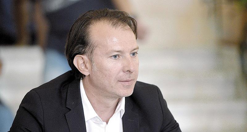 Noul premier al României este Florin Cîțu