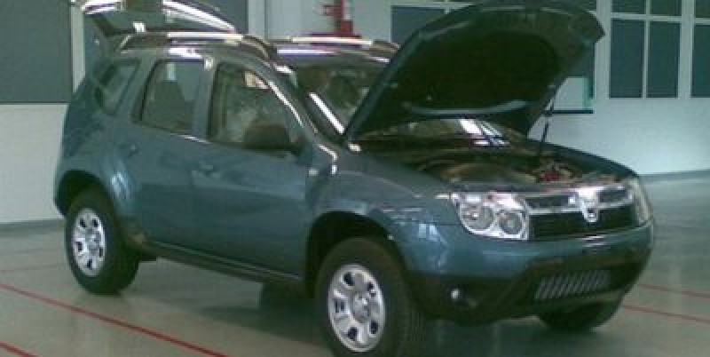 Noul SUV Dacia s-ar putea numi Kanjara!