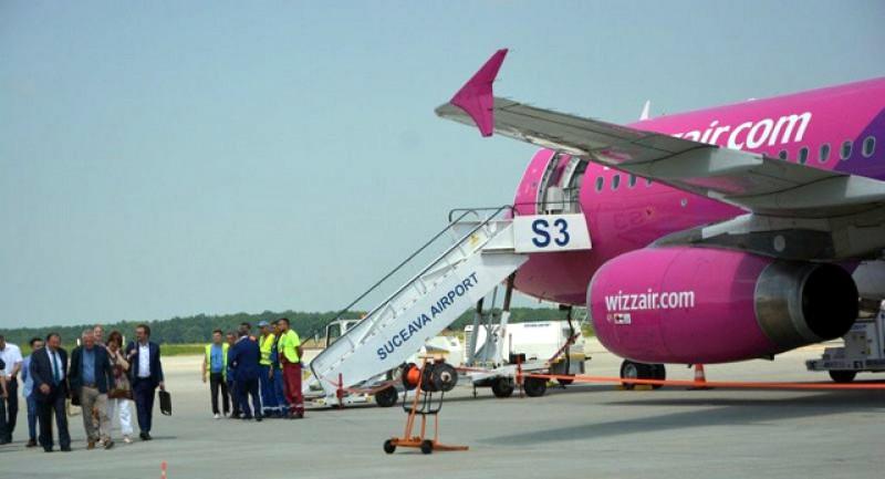 Noul terminal al Aeroportului de la Salcea va fi dat în folosință peste șase luni! Se vor introduce și 16 noi curse aeriene!